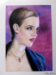 Emma Watson for Lancome by xxMagicGlowxx