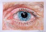 Eye drawing by xxMagicGlowxx