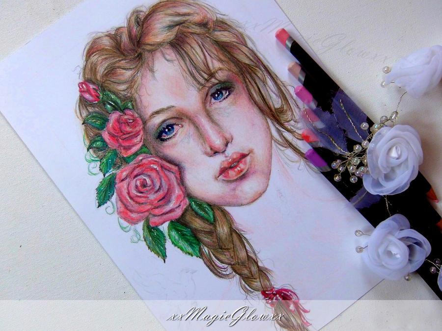 Aphrodite WIP by xxMagicGlowxx