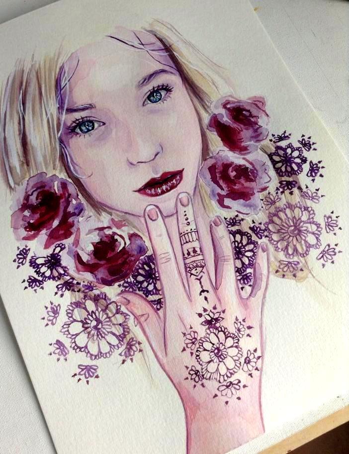 Rose by xxMagicGlowxx