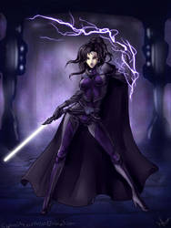 The Force Witch