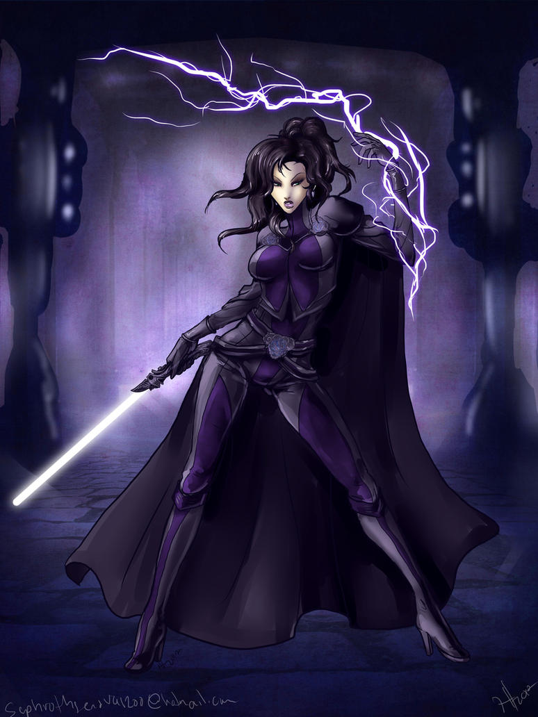 The Force Witch by Evanyell