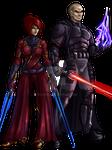 Thanaros and Thu'via