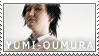 Yumi-Oumura Stamp by TeamPiC