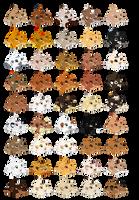 All my new TLK Oc's by Yoshitsune06-15