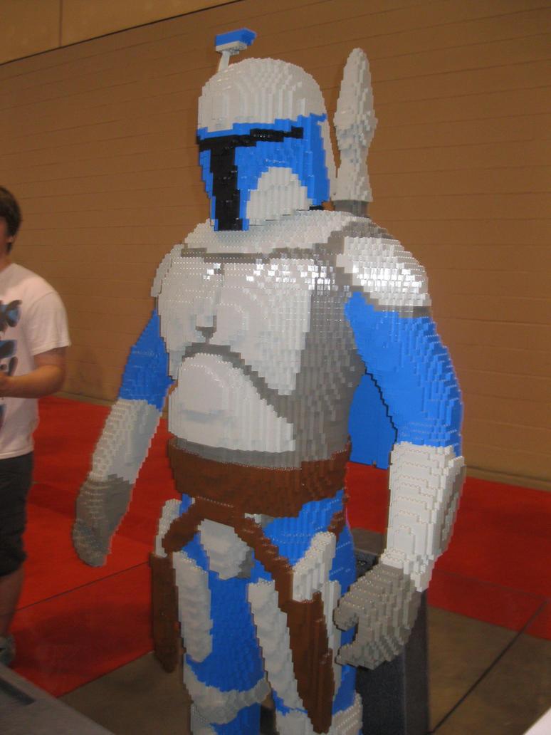 Lego Jango Fett by Brutechieftan