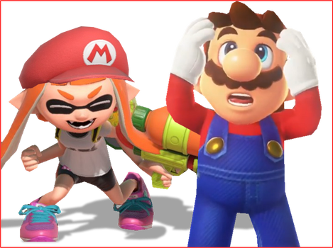 Ultimate Scenario-Woomy with a Hat by computerboy64