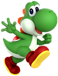 Request-Yoshi (Red Shoes)