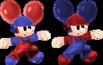 Render-Balloon Fighters