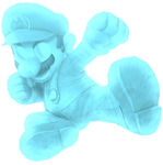 Render-Ice Mario