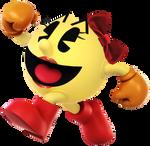 Render-Ms. Pac-Man