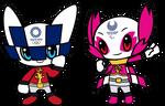 Request-Gosei Mascots