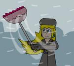 Request-Snow Kingdom Snowstorm