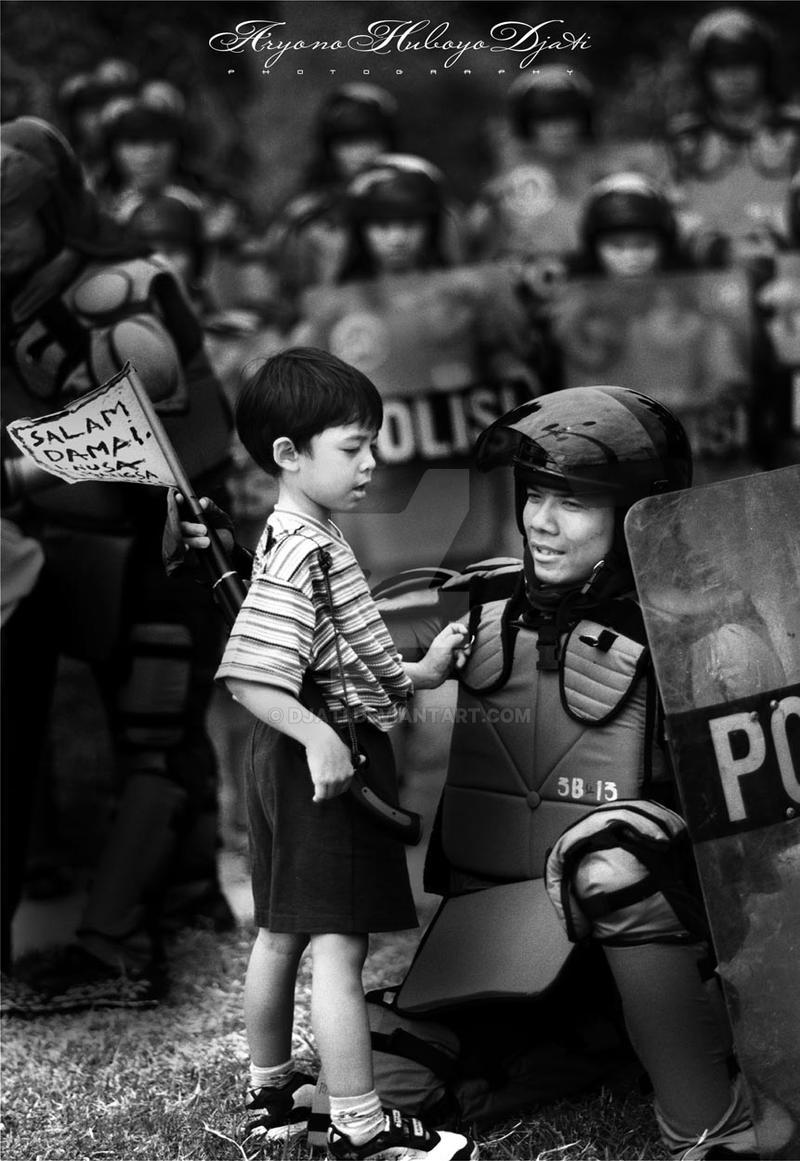 Demonstrator by djati