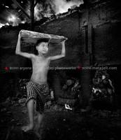 Kids Worker by djati