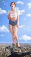 Giantess Bella Thorne