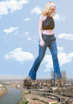 Giantess Elle Fanning 2
