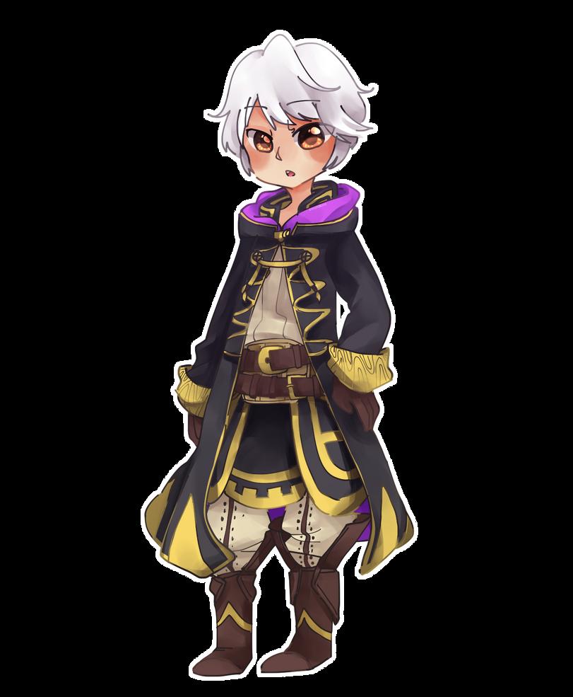 Robin by IceBluu