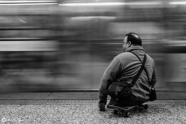 MetroSkate by AriCaFoix