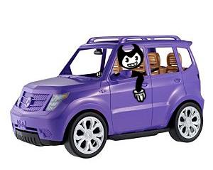 Little Bendy's Barbie car by HollyofStars