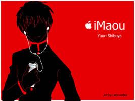KKM - Ipod Yuuri Shibuya by latinvortex
