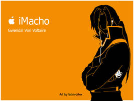KKM - Ipod Gwendal Von Voltair by latinvortex