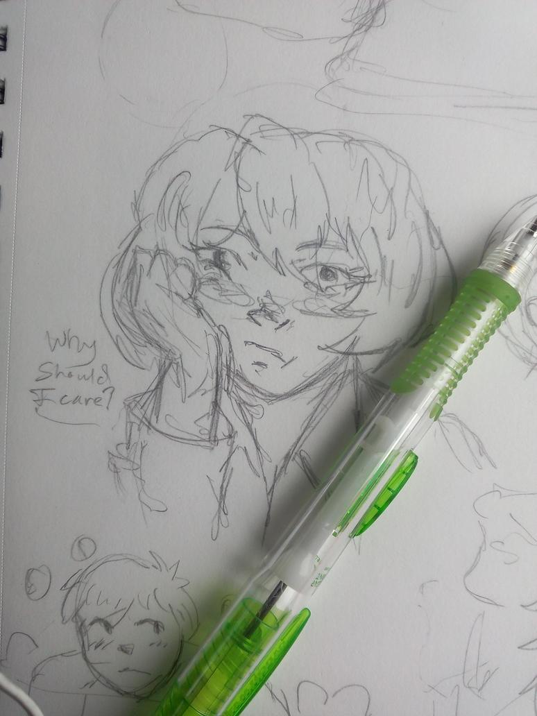 April 19-Sketch by Li-ten