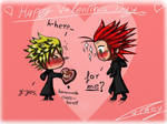 AkuRoku Valentines-Day 2012