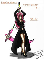 Kingdom Hearts Gender Bender 8 by Cathey18