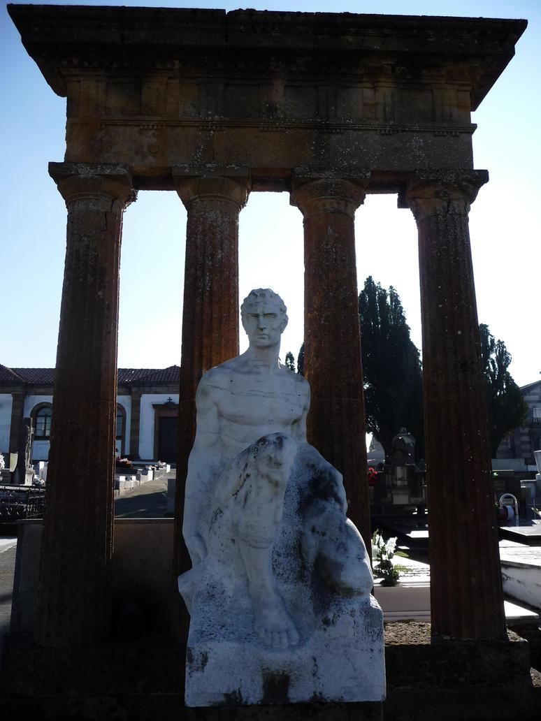 Cementerio de Oviedo_2 by abelgalois