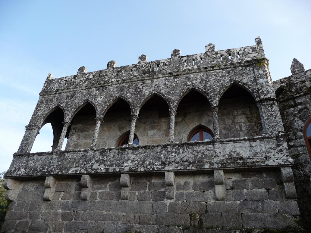 Castelo de Soutomaior_13 by abelgalois