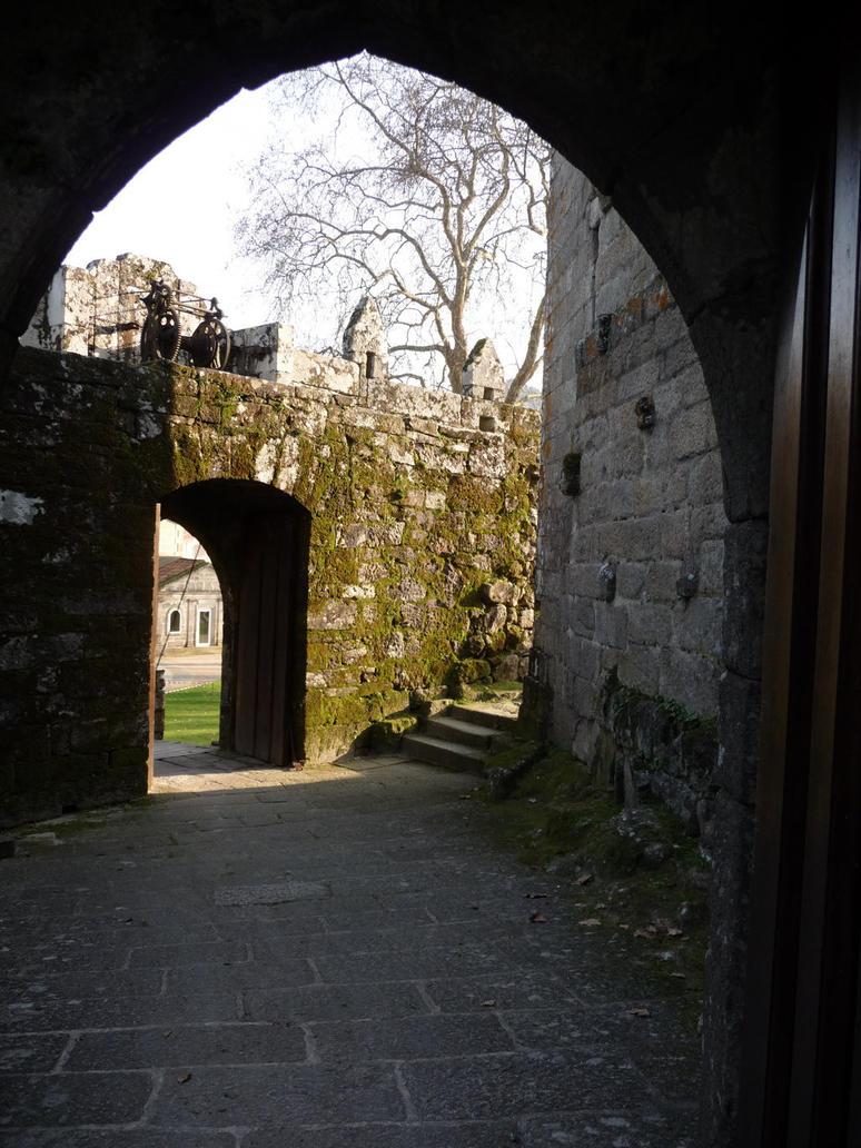 Castelo de Soutomaior_14 by abelgalois