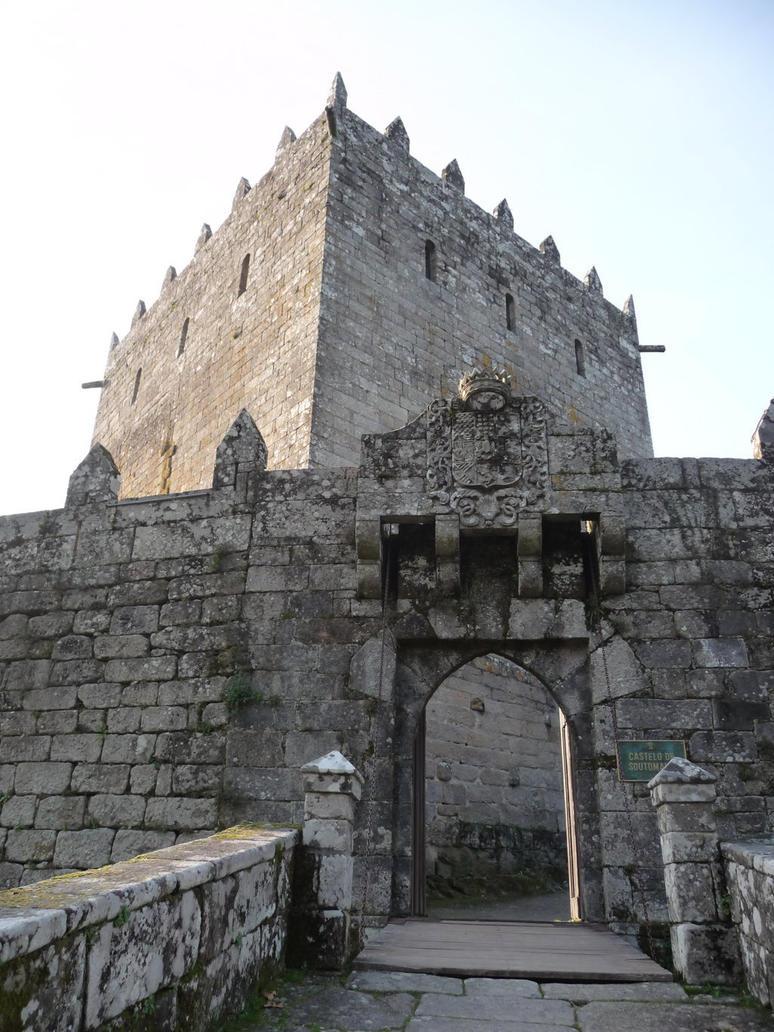 Castelo de Soutomaior_17 by abelgalois