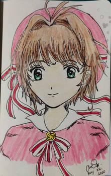Draw like a magical girl