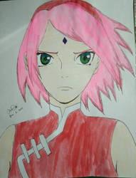 Sakura all grown up