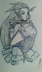 Sketchbook 1 by Madame-Lemon