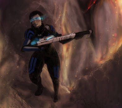 ME3 - Last Stand by Mila-Valentine