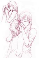 Kiss Practice by Mila-Valentine