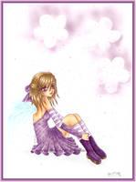 cute in PURPLE by DiNDiN-HiME