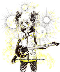 RoCKin' YeLLo by DiNDiN-HiME