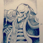 overlord ainz by 007access