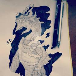Oc dragon