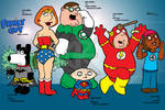 Family Guy meets Comics
