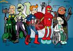 Futurama Meets Ultimate Marvel