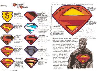 Superman Logo Redesign by kameleon84