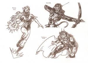 Atom Eve, Avatar, and Prime