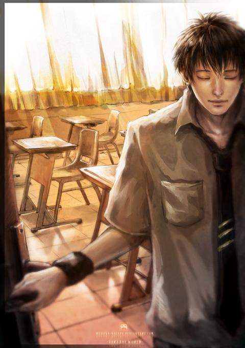 'Good-Bye.' by Ryuuka-Nagare
