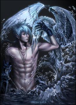 - The Ice Sculptor -