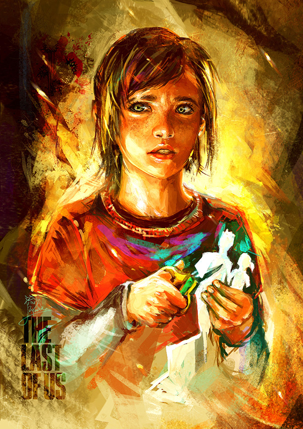 The Last of Us by Dopaprime