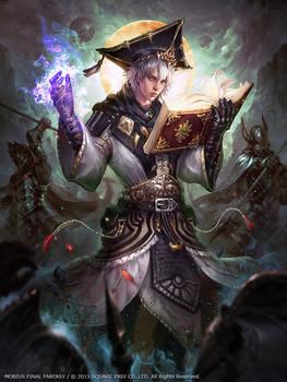 Mobius Final Fantasy ::Scholar::